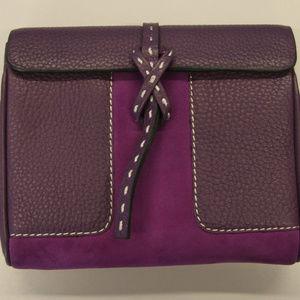 Custom Leather Clutch